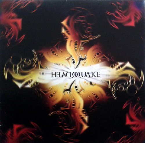 HEADQUAKE - Headquake - LP (red) Sound Effect Progressiv