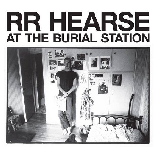 R.R. HEARSE - At The Burial Station - LP (black) Sound Effect Punk Wave