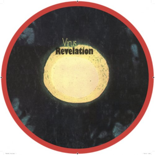 VIRUS - Revelation - LP 1971 (picture disc) Garden Of Delights Progressiv Krautrock