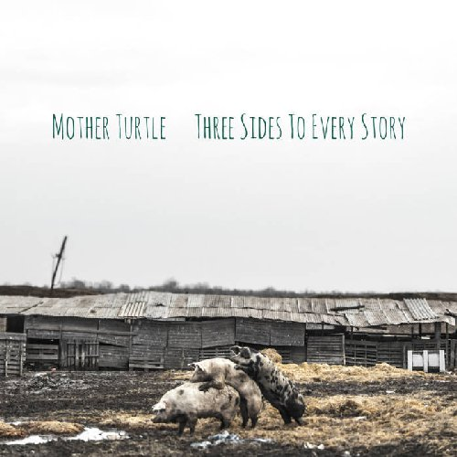 MOTHER TURTLE - Three Sides To Every Story - CD Sound Effect Progressiv