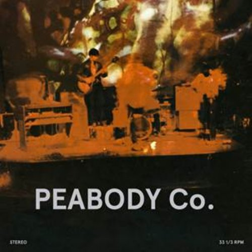 PEABODY CO. - Peabody Co. - LP Out Sider Garage Punk