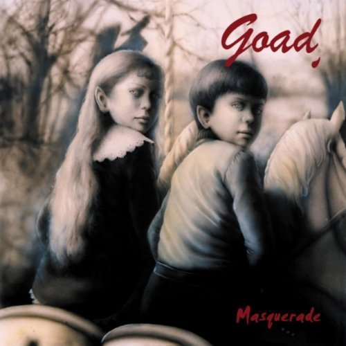 GOAD - Masquerade - 2 LP Black Widow Progressiv
