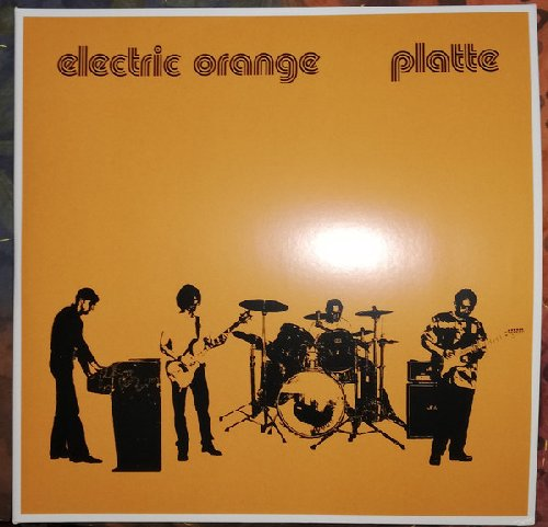 ELECTRIC ORANGE - Plattefleischwerk - 2 LP 21 MPL Progressiv Krautrock