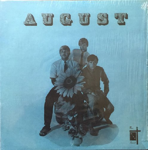 AUGUST - August - LP 1968 Shadoks Psychedelic