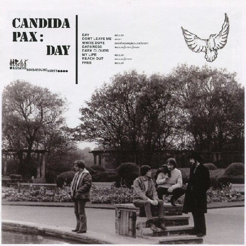 CANDIDA PAX - Day - LP 1971 Psychedelic Shadoks