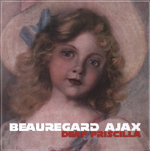 BEAUREGARDE AJAX - Deaf Priscilla - LP 1968 Shadoks Psychedelic