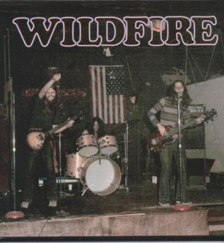 WILDFIRE - Smokin - LP 1971 Shadoks Hardrock