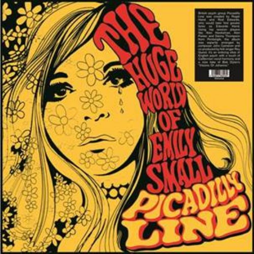 PICADILLY LINE - The Huge World Of Emily Small - LP Trading Places Psychedelic
