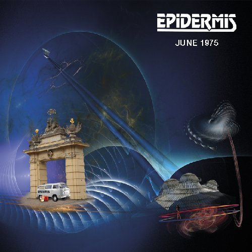 EPIDERMIS - June 1975 - LP Garden Of Delights Krautrock Progressiv