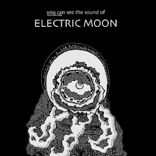 ELECTRIC MOON - You Can See The Sound Of  Extended - CD Sulatron Psychedelic