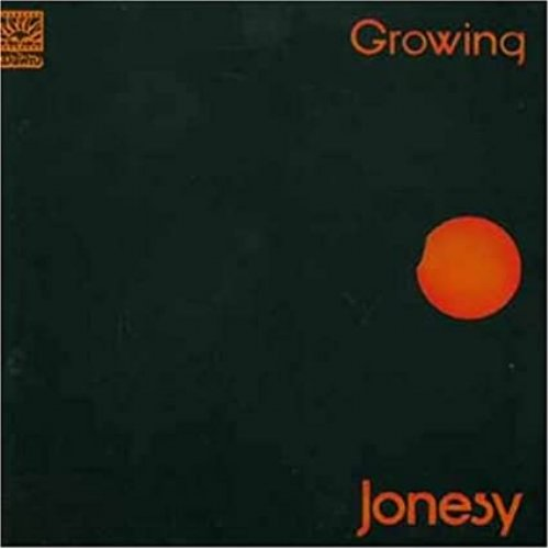 JONESY - Growing - LP Longhair Psychedelic