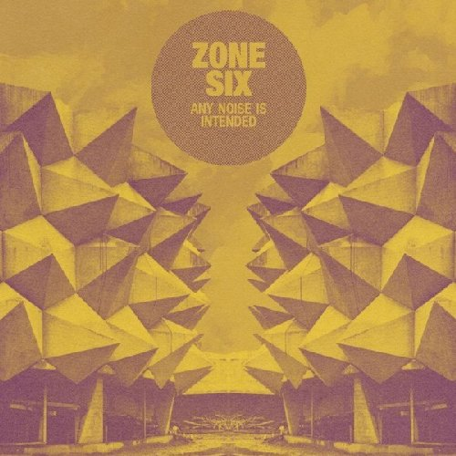 ZONE SIX - Any Noise Is Intended - 2 LP colour Acid Test Psychedelic Krautrock