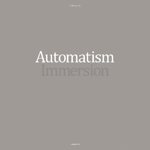 AUTOMATISM - Immersion - CD Tonzonen Psychedelic Krautrock