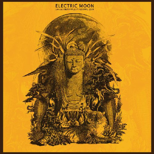 ELECTRIC MOON - Live At Freak Valley - CD Sulatron Psychedelic