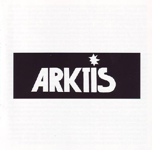 ARKTIS - Arktis - CD 1974 Krautrock Garden Of Delights Progressiv