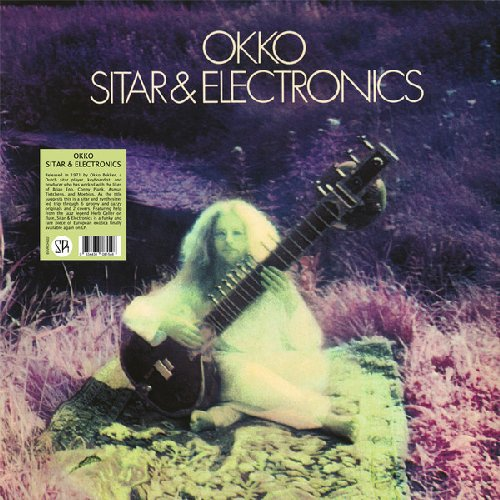 OKKO - Sitar And Electronics - LP 1971 Survival Research Krautrock Psychedelic