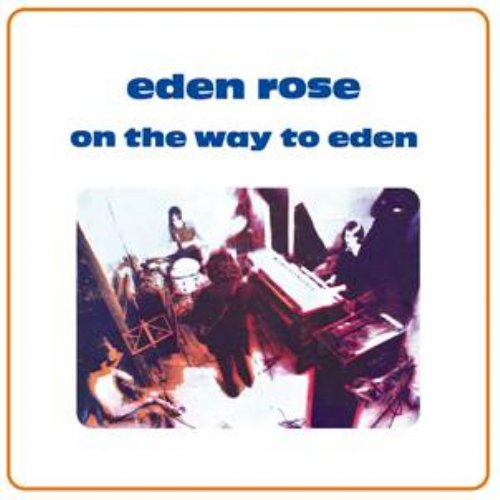 EDEN ROSE - On The Way To Eden - LP Guerssen Psychedelic