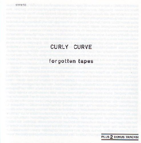 CURLY CURVE - Forgotten Tapes - CD 1974 Krautrock Garden Of Delights Progressiv