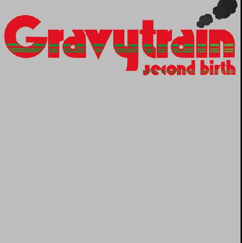 GRAVY TRAIN - Second Birth - LP 1973 Longhair Psychedelic