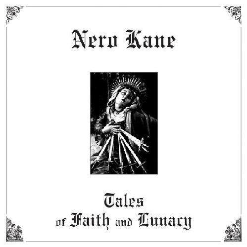 NERO KANE - Tales Of Faith And Lunacy - LP clear Nasoni Songwriter