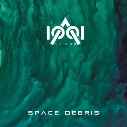 AXIOM9 - Space Debris - 3 CD Psyka Psychedelic Spacerock