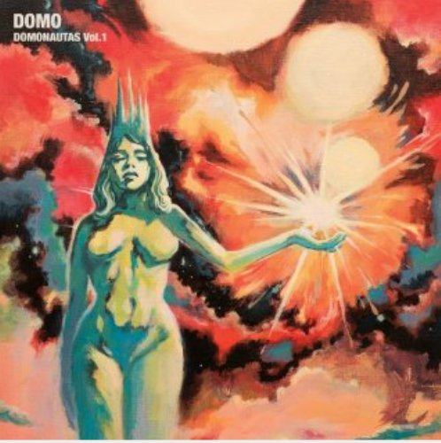DOMO - Domonautas Vol I  II - CD Clostridium Psychedelic