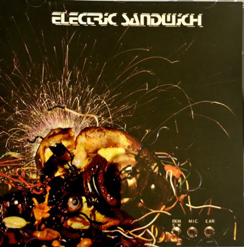 ELECTRIC SANDWICH - Electric Sandwich - CD 1973  2 bonus tracks Hiatus Progressiv Krautrock