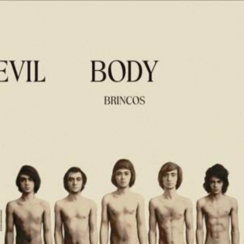 BRINCOS - World Devil Body  Mundo Demonio Carne - 2 LP deluxe edition Guerssen Psychedelic