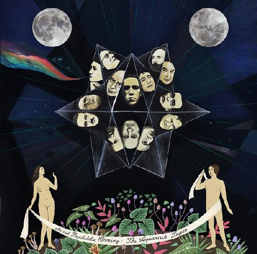 JESS & THE ANCIENT ONES - Second Psychedelic Coming The Aquarius Tapes - CD Sva