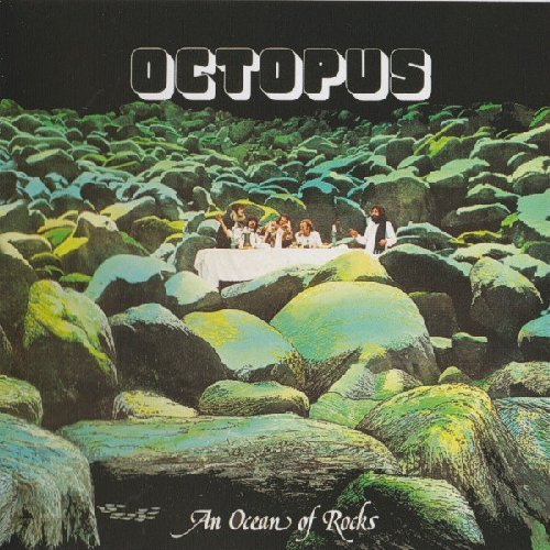 OCTOPUS - An Ocean Of Rocks - CD 1978 Jewelcase Sireena Krautrock Progressiv
