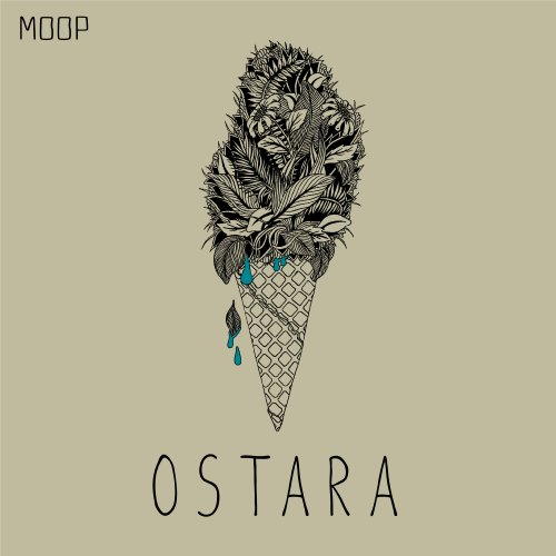 MOOP - Ostara - LP light blue Tonzonen Psychedelic