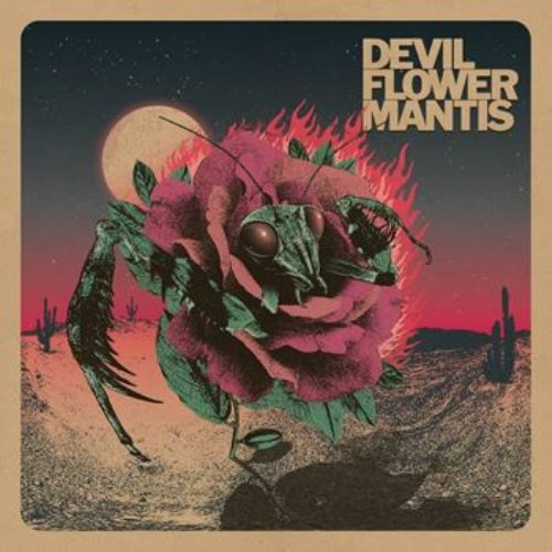 DEVIL FLOWER MANTIS - Devil Flower Mantis - LP black Sound Effect Rock Stonerrock