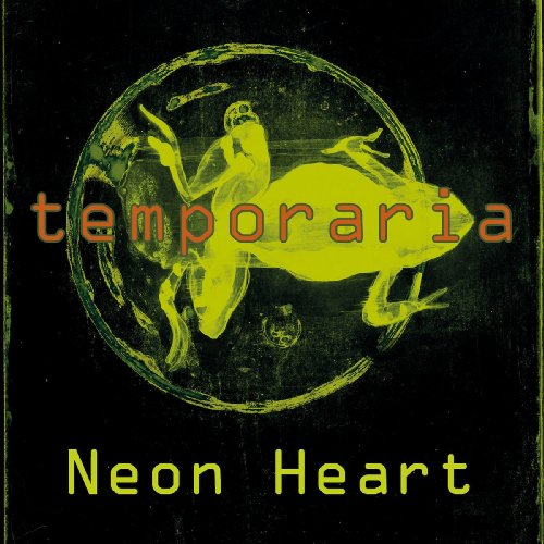 NEON HEART - Temporaria - LP Adansonia Records Krautrock Jazz