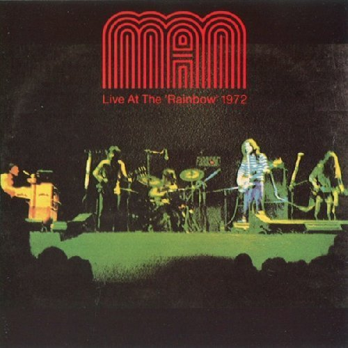 MAN - Live At The Rainbow 1972 - CD 1972 SPM Progressiv