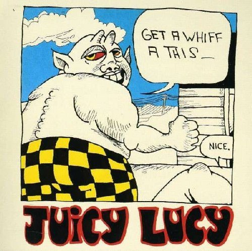 JUICY LUCY - Get A Whiff A This - CD 1971 Repertoire Progressiv