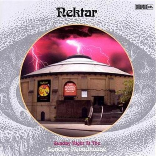 NEKTAR - Sunday Night - Live at the London Roundhouse - 2 CD 1974 Bacillus Progressiv Krautrock