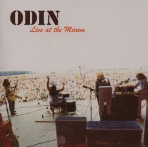 ODIN - Live At Maxim - CD 1971 Krautrock Longhair Progressiv