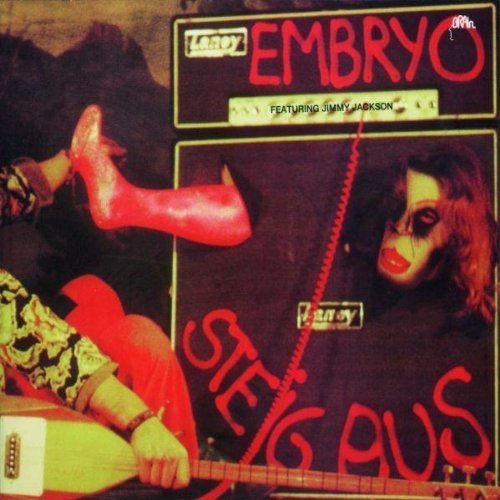 EMBRYO - Steig Aus - CD 1972 Brain +  Bonustracks Brain Krautrock Psychedelic