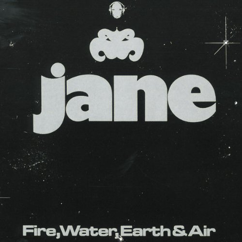 JANE - Fire, Water, Earth & Air - CD 1975 Krautrock Brain Progressiv