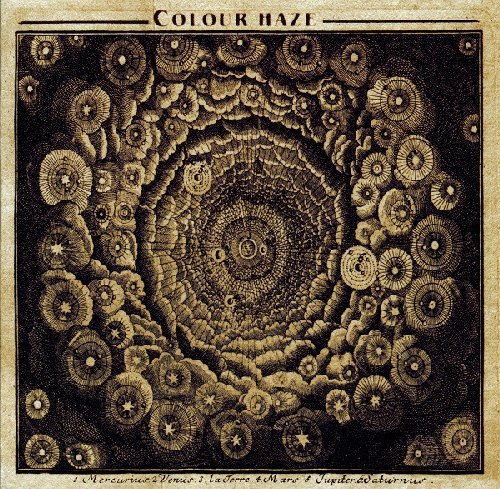 COLOUR HAZE - Colour Haze - CD 2004 Remastered Elektrohasch Psychedelic Krautrock