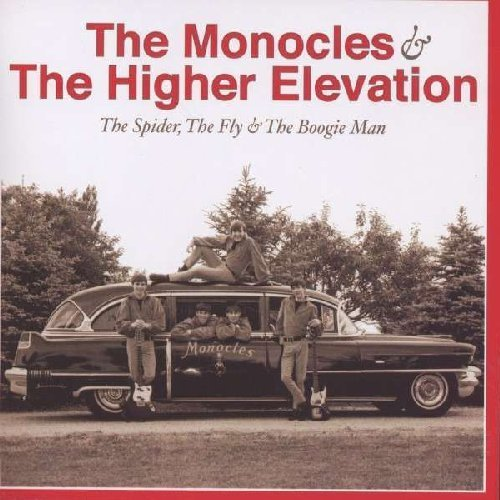 MONOCLES - The Spider, The Fly & The Boogieman - CD Gear Fab Psychedelic