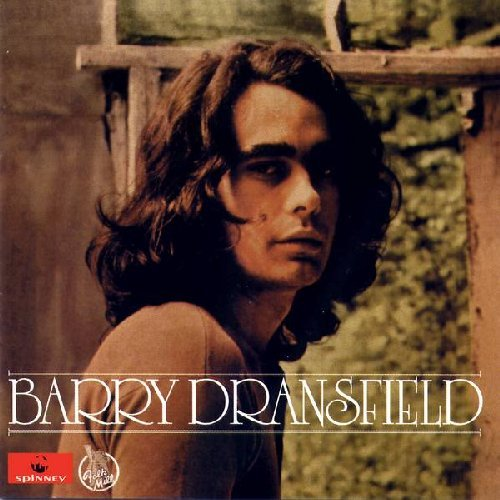 DRANSFIELD, BARRY - Dransfield, Barry - LP 1972 Guerssen Folk