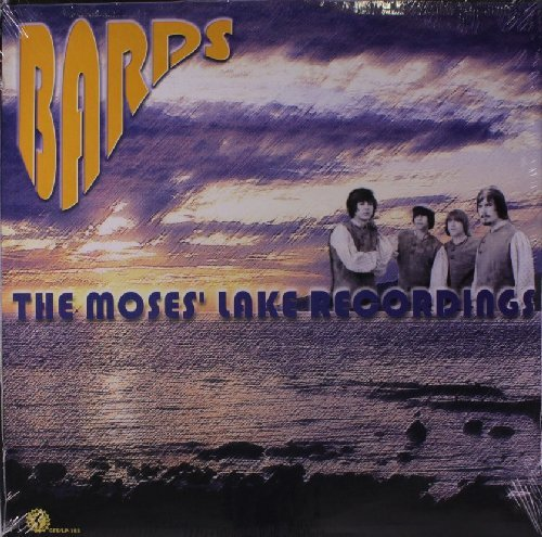 BARDS - Moses Lake - LP 1968 Gear Fab Psychedelic