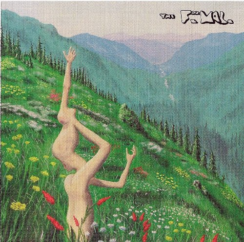FARQUHAR, J W - The Formal Female - CD 1972 Shadoks Psychedelic