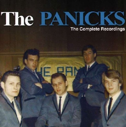 PANICKS - Complete Recordings - CD Gear Fab Psychedelic