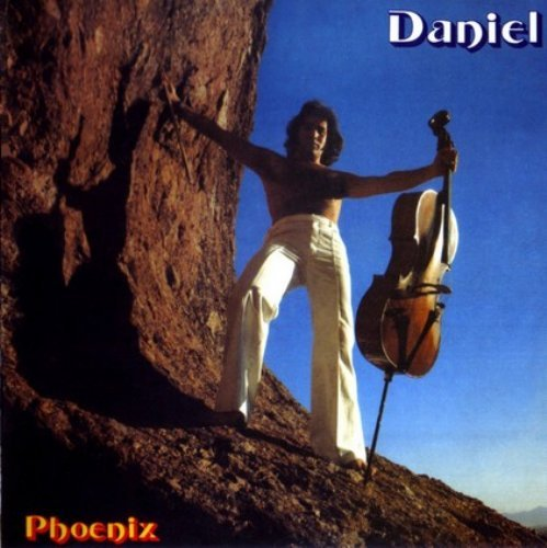DANIEL - Phoenix - CD 1979 USA Psychedelic World In Sound