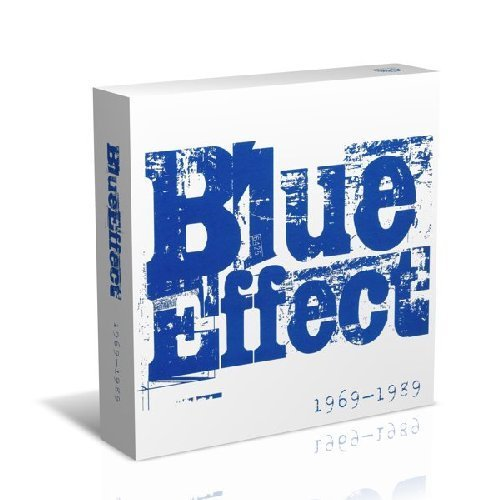 BLUE EFFECT - 1969 - 1989 - 9 CD Box Supraphon Progressiv Jazzrock
