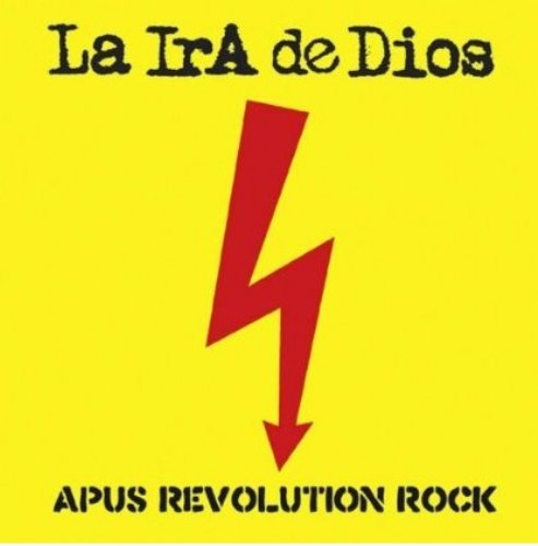 LA IRA DE DIOS - apus Revolution Rock - LP + Bonus-EP World In Sound Psychedelic Hardrock