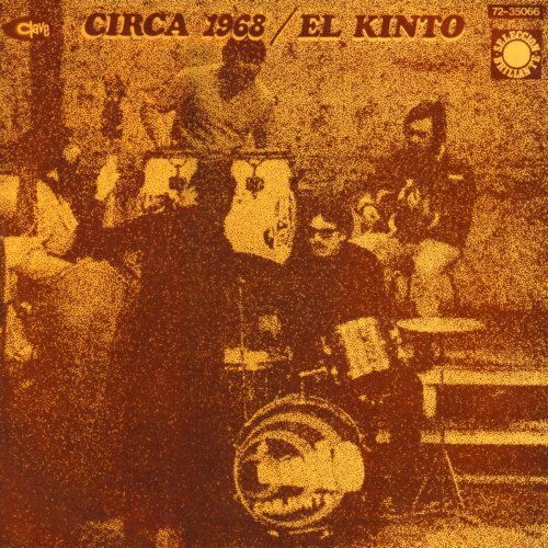 EL KINTO - Complete Recordings - CD 1969 Lion Psychedelic