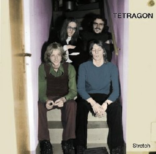 TETRAGON - Stretch - LP 1971 Garden Of Delights Progressiv Krautrock